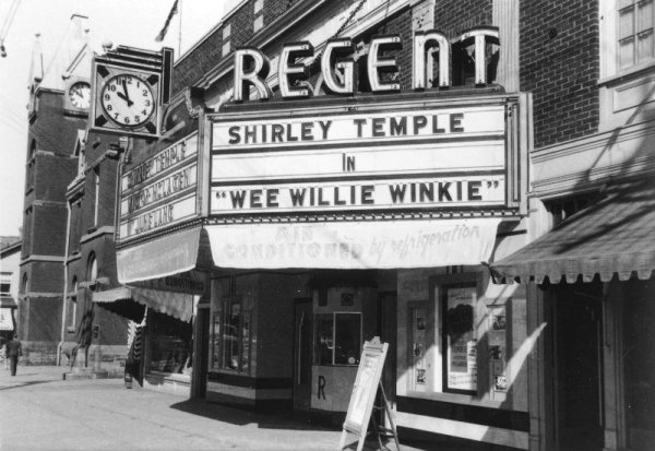 Regent Theatre Virtual Tour