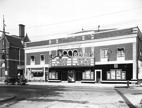Exterior View - 1947