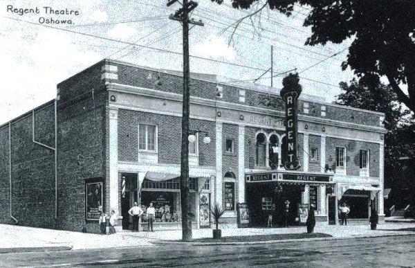 Regent Theatre - Date Unknown